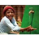 The Body Shop och WaterAid i gemensam insats  - varje julgåva som säljs räddar liv i Etiopien