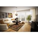 Visning 11 januari på Kortedala Torg - Lägenheter med bostadsrätt