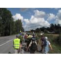 I dag kommer Veteranmarschen till Eskilstuna