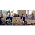Tre bolag från Chalmers Innovation vann regionala priser från SKAPA