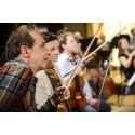 Repstart för Nordiska Kammarorkestern och Gilles Apap. Foto: Lia Jacobi.