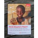 World Disasters Report 2013: Ökad tillgång till teknik räddar liv i katastrofer