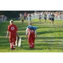 Lidingöloppet Hjärtsäkrar i år också – 40 hjärtstartare på arenan