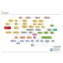 Leventa`s grafiska presentation av 5-sinnes kommunikation
