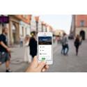 Skånetrafiken lanserar appen Stadsbiljetten