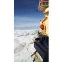 Kilometertjockt istäcke över hela Norra ishavet för 140 000 år sedan