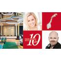 Thon Hotels feirer 10 år og drar på stor jubileumsturné!