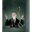 Draco. Illustration av Jim Kay