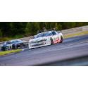 Dubbelseger för Mattias Lindberg i V8 Thunder Cars