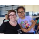 Rekordinsamling av glasögon för Optiker utan gränser