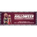 Halloween – Maskerad & Danskaos på Moriska Paviljongen