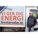 Ten Star Solar inleder samarbete med Varberg Energi
