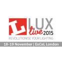 Besök oss på LuxLive i London