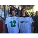 """Hammarby Damfotbolls andra Rättviseseminarium: – """"viktigt att skapa mötesplatser för fotbollen"""""""
