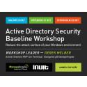 Active Directory Security Baseline Workshop [Malmö]