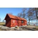 Invigning av RS Strängnäs med räddningsbåt och stationshus