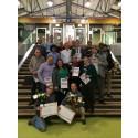 Entreprenörer i Eskilstuna premierade med affärsutvecklingsstipendier