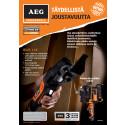 AEG Monitoimityökalu - esite