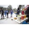 2015-03-01 Över 8000 deltagare startade i Öppet Spår söndag 2015 för att åka 90 km från Sälen till Mora