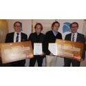 Adera Pharmaceuticals och Prosilico vann Nordeas resestipendium 2015