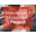 Sådan fik Peugeot 1000 artikler ud af én pressemeddelelse