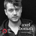 Stockholmaren Axel Boman kommer till Dalhalla och festivalen Into the Valley 2015