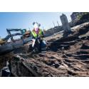 Spaden återigen i marken när Västsveriges största stadsarkeologiska undersökning fortsätter i Gamlestaden, Göteborg
