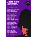 Spiders på Europaturné med Uncle Acid & The Deadbeats