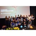 Storslam för StDH-studenter på Sveriges kortfilmsfestival
