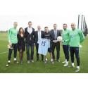 Betsafe skriver sponsoravtal med Manchester City