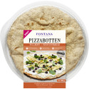 Fontana lanserar färdiggräddad pizzabotten.