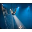 Cirkus Cirkör på invigningen av Internationellt Fredsforum Varberg