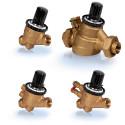 PCTV/PCMTV/PCTVS tryckoberoende ventiler