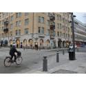 Engelbrektsgatan avstängd från 8 juni – ska målas om