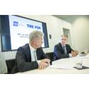 TDC og TREFOR i strategisk samarbejde på fibernet