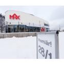 Max öppnar 100:e restaurangen på Lidingö