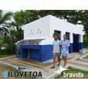 Bravida stöder WaterAids kamp om allas rätt till en toalett