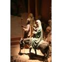 Typical nativity scene