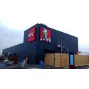 Nu öppnar Sveriges första KFC vid Öresundsbron