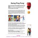 Swing Ping Pong - ett träningshjälpmedel