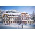 SkiStar Vemdalen: Invigning av nya Hovde Hotell på Vemdalsskalet