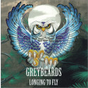 GREYBEARDS debut album Longing to Fly is out