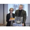 Hjärnfonden ger stort Ice Bucket Challenge-anslag till ALS-forskningen i Umeå