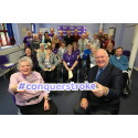 The Stroke Association calls on Bromsgrove to help conquer stroke