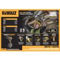 DEWALT 18V XR Brushless DCD796 DCD791
