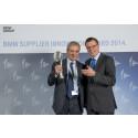 Pirelli vinner BMW:s innovationspris