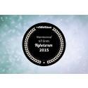 Kulturdirekt nominerat till Årets Nyhetsrum 2015
