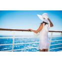 Populært med cruise i Middelhavet  i sommer