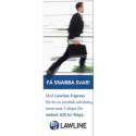 Lawline.se visar god konvertering till premium-kunder
