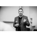 Jan Blomström lär Gotlands företagare affärsmingla med framgång